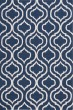 Product Image of Moroccan Navy Area Rug