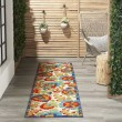 Product Image of Red, Green Outdoor / Indoor Area Rug