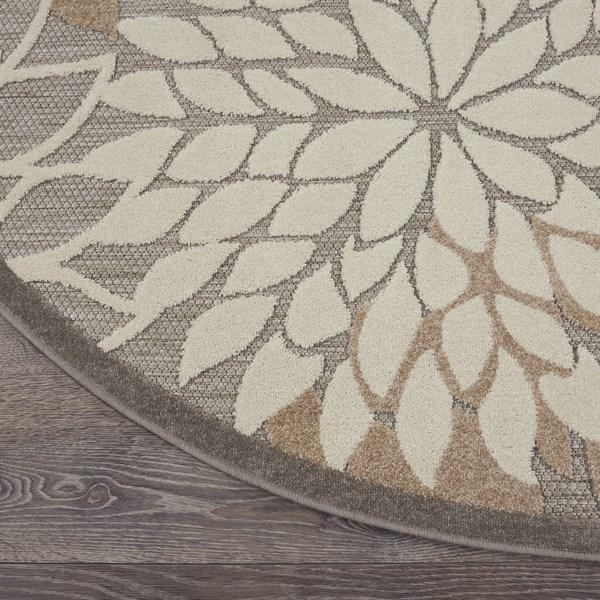 Natural Outdoor / Indoor Area Rug