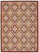 Product Image of Contemporary / Modern Red Area Rug