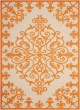 Product Image of Contemporary / Modern Orange Area Rug