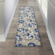 Product Image of Natural, Blue Outdoor / Indoor Area Rug