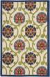 Product Image of Outdoor / Indoor Beige, Blue, Red Area Rug
