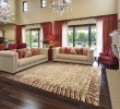 Product Image of Ochre Bordered Area Rug