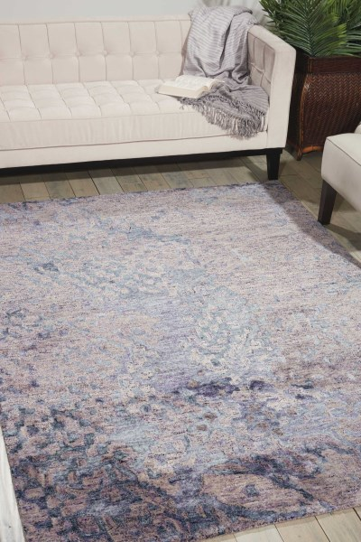 Sapphire Contemporary / Modern Area Rug