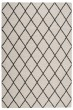Product Image of Shag Ivory, Charcoal Area Rug