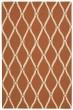 Product Image of Transitional Orange Area Rug