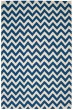 Product Image of Chevron Navy Area Rug