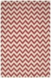 Product Image of Chevron Red Area Rug