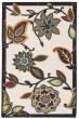 Product Image of Floral / Botanical Onyx Area Rug