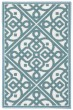 Product Image of Transitional Teal Area Rug