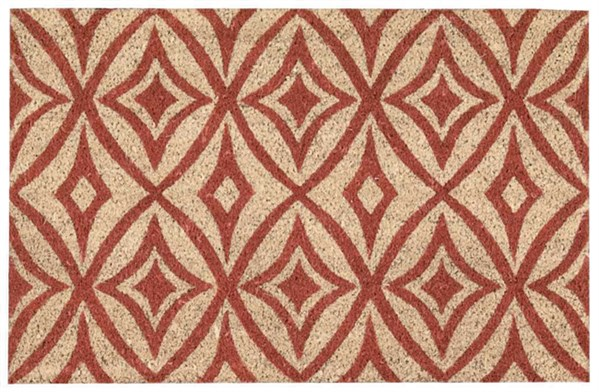 Henna Novelty / Seasonal / Sports Area Rug