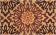 Product Image of Outdoor / Indoor Burgundy, Orange, Maroon Area Rug