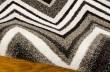 Product Image of Grey Chevron Area Rug