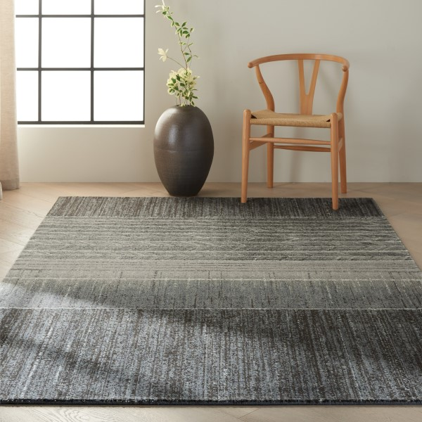 Basalt Transitional Area Rug