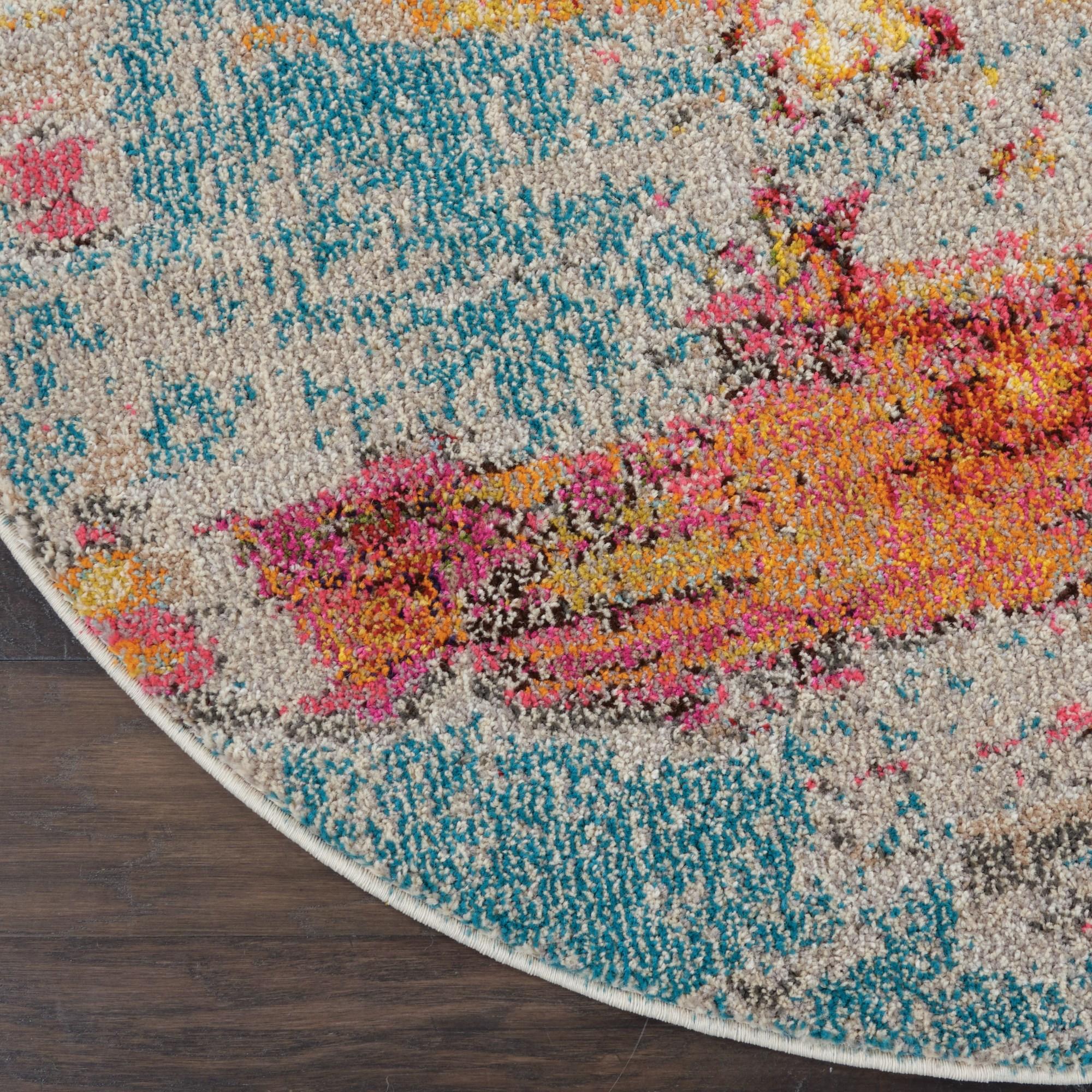Tappeto Celestial Seal 1,80 m x 1,19 m Nourison CES02