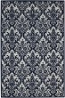 Product Image of Traditional / Oriental Ivory, Navy Area Rug