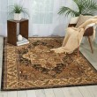 Product Image of Black Traditional / Oriental Area Rug