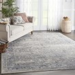 Product Image of Ivory, Blue Vintage / Overdyed Area Rug