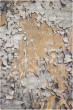 Product Image of Beige, Silver Contemporary / Modern Area Rug