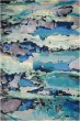 Product Image of Seaglass Contemporary / Modern Area Rug