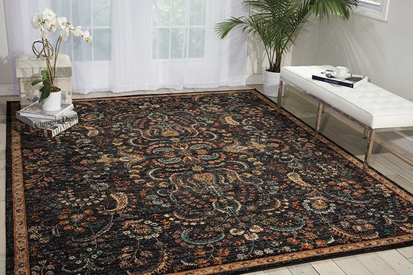 Nightfall Traditional / Oriental Area Rug