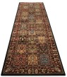 Product Image of Tan, Burgundy Traditional / Oriental Area Rug