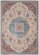 Product Image of Bohemian Ivory, Blue, Pink Area Rug