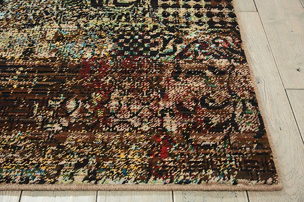 Ember Glow Contemporary / Modern Area Rug