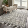 Product Image of Silver Moroccan Area Rug