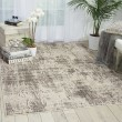 Product Image of Ivory, Grey Transitional Area Rug