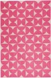 Product Image of Contemporary / Modern Pink Area Rug