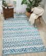 Product Image of Ivory, Blue Southwestern / Lodge Area Rug