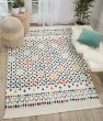 Product Image of White Moroccan Area Rug