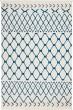 Product Image of White, Blue Southwestern / Lodge Area Rug