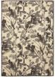 Product Image of Floral / Botanical Gray (WJC-02) Area Rug