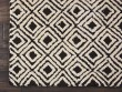 Product Image of Black, Beige Contemporary / Modern Area Rug
