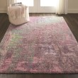Product Image of Pink Abstract Area Rug