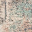 Product Image of Slate Blue Abstract Area Rug