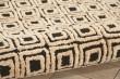 Product Image of Black, Beige Geometric Area Rug