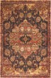 Product Image of Traditional / Oriental Ember Red Area Rug