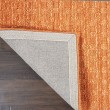 Product Image of Sunset Textured Solid Area Rug
