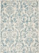Product Image of Vintage / Overdyed Ivory, Blue Area Rug