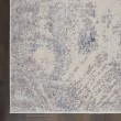 Product Image of Ivory, Grey Abstract Area Rug