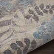 Product Image of Ivory, Light Blue Floral / Botanical Area Rug