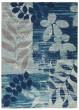 Product Image of Floral / Botanical Navy, Light Blue Area Rug