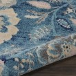 Product Image of Turquoise  Floral / Botanical Area Rug