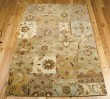 Product Image of Green, Taupe Transitional Area Rug