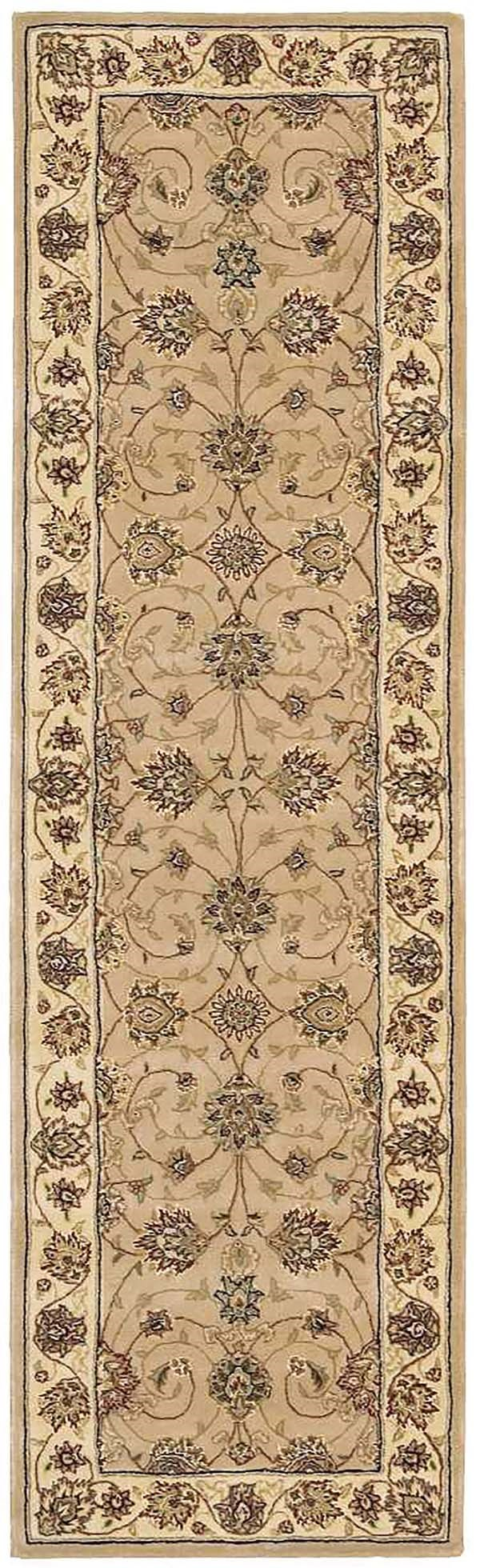 Camel Traditional / Oriental Area Rug