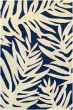 Product Image of Navy, Ivory (3990-0980) Outdoor / Indoor Area Rug